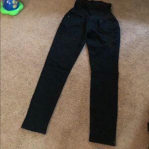 Size small maternity pants
